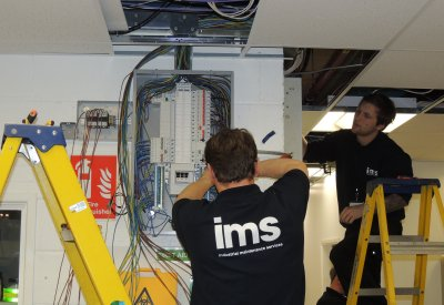Electrical Services Industrial maintenance services