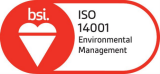 ISO 14001 certifications