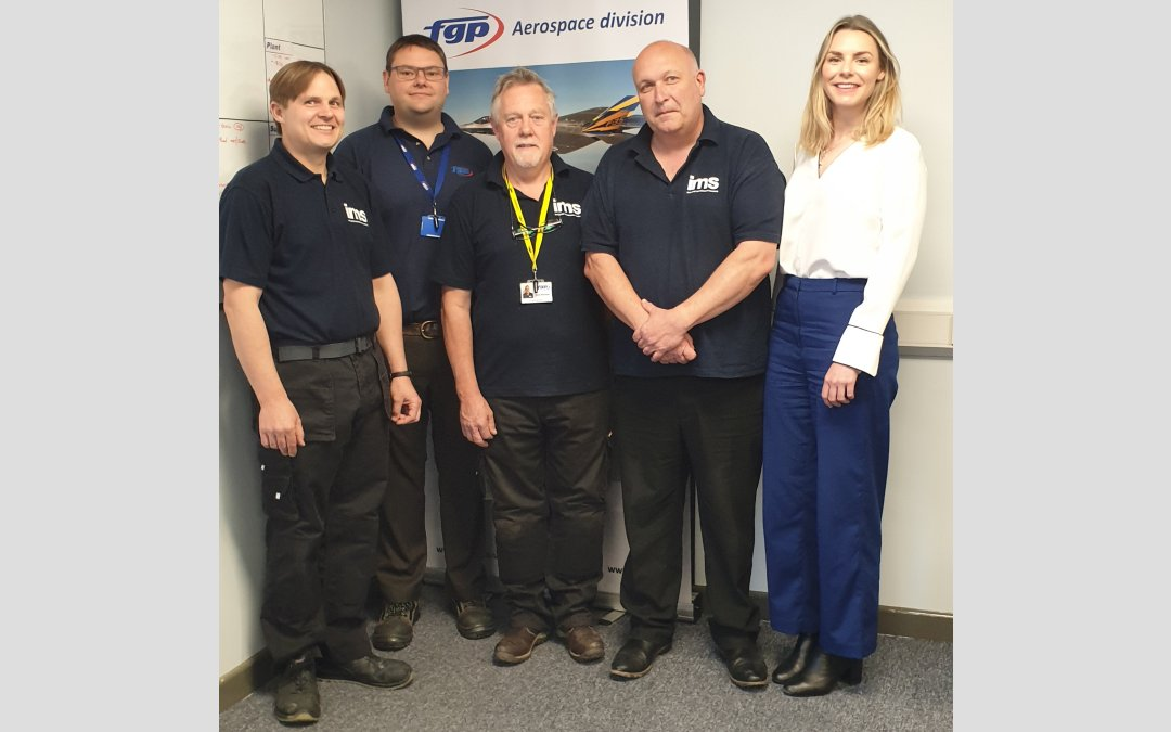 IMS awarded FGP Lufton Maintenance Contract